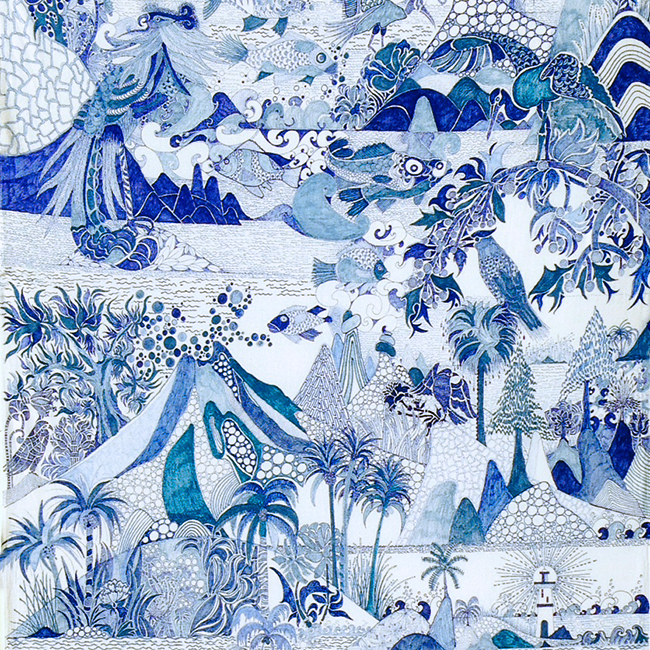 Islands-and-Oceans-fabric-screen